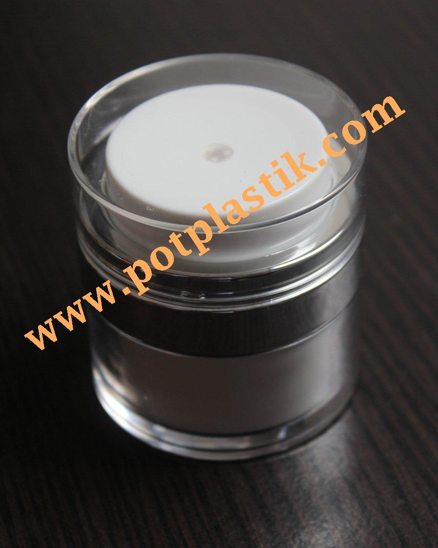 Jar Kosmetik 15 Gram Pot Lulur 250 Gr Tinggi